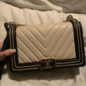 Medium Boy Chanel handbag